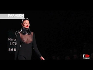 ROBERTO TORRETTA MB Madrid Fashion Week Full Show Fall Winter 2014 2015 by Fashion Channel
