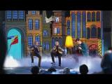 Виртуозная игра на домре / Кирилл Малямин, Александр Кагиян, Дмитрий Лапотько. Синяя птица