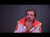 Художественный руководитель ансамбля Купина в Парке науки и искусства  Сириус о народной музыке