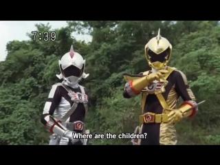 Engine Sentai Go-Onger Grand Prix 39
