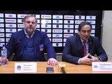 Торос - СКА-Нева. 6 матч. Пресс-конференция