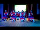 Танец на стульчиках Валенки. Финал фестиваля Как прекрасен этот мир