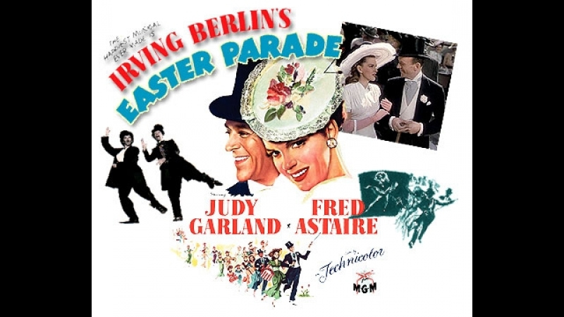 Easter Parade (1948) Judy Garland, Fred Astaire, Peter Lawford