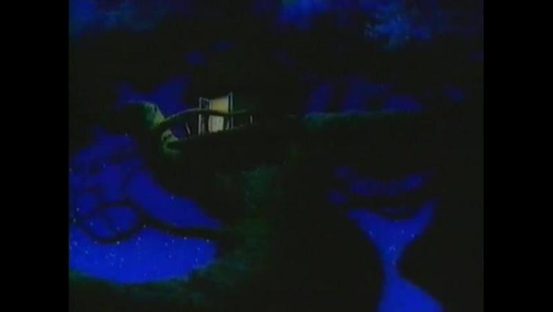Приключения Питера Пэна Peter Pan no Bouken - 1 сезон 3 серия Остров Где-то там