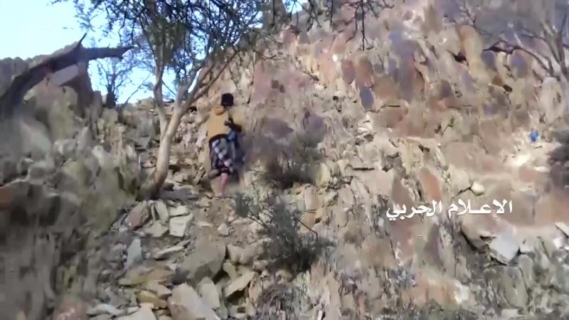 Хуситы наступают в районе Тор Аль-Баха, Лахдж.