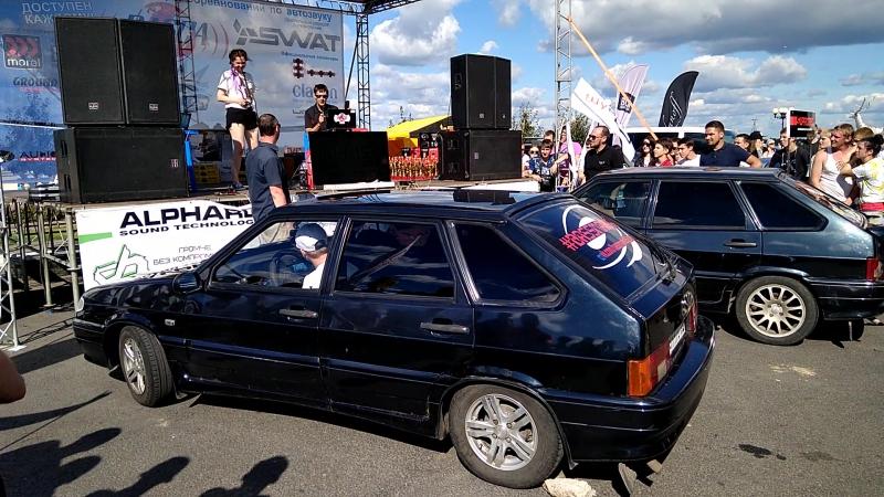 Замер ВАЗ 2114 с Rasca 2017 N.Novgorod (IDBL)