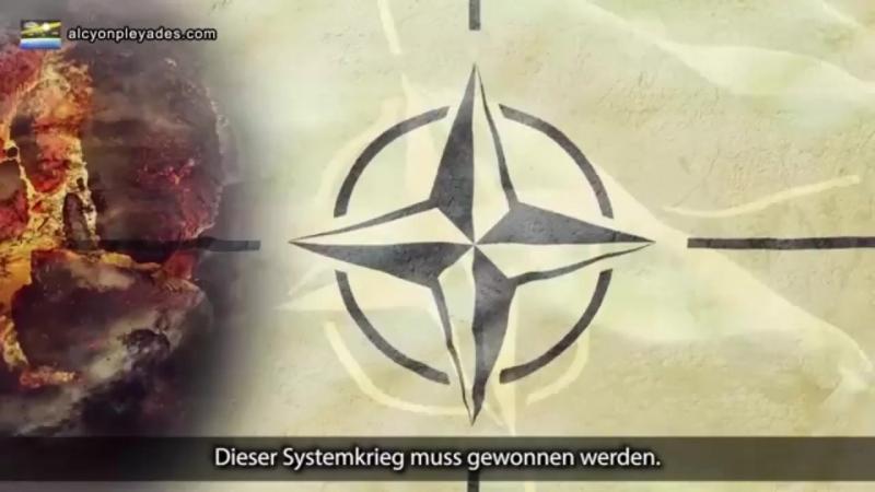 Abscheuliche Kriegspropaganda! Generalstabschef schwört Kader auf kommenden Krieg ein.mp4