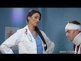 Ania Kinski (Bad Medicine)2018, Big Tits Worship,Black Hair,DoctorNurse,Uniform, HD 1080p
