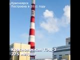 ТОП-10 самых высоких дымовых труб