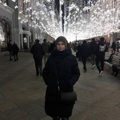 Елена Климагина