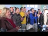Липецкая делегация отправилась на Всемирный фестиваль молодежи в Сочи