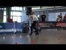 У 11-летней Софьи Богдановой из Москвы - определенно талант, сила гравитации будто не властна над ней!!