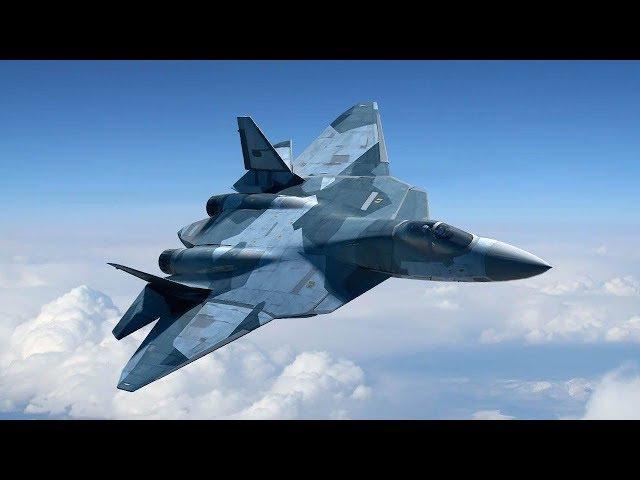 Су-57: На что СПОСОБЕН ИСТРЕБИТЕЛЬ ПЯТОГО ПОКОЛЕНИЯ