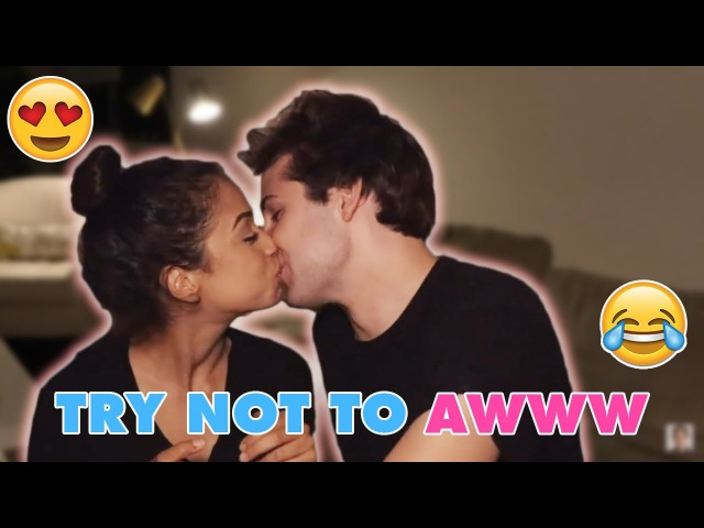 Try Not to AWW!! Cute Moments with Liza Koshy and David Dobrik 1