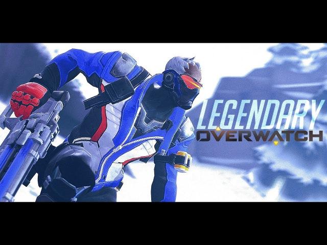 ► Overwatch「AMV」| Were Gonna Be Legends