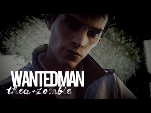 Wanted Man [10thea01]