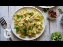 Creamy Corn Pasta With Basil | Melissa Clark Recipes | The New York Times