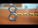 Простая и эффективная заточка сверл Wow Awesome ideas With Drill Bits