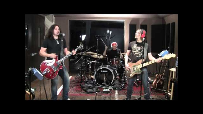 Phil X (Bon Jovi) and The Drills ACDCs Highway to Hell cover