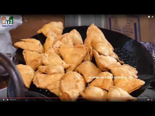 Punjabi Samosa- | Samosa Recipe | How to Make Samosa Step by Step-