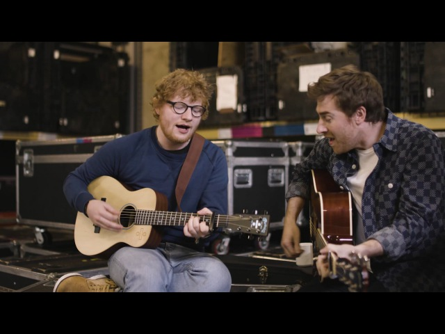 Jamie Lawson with Ed Sheeran Can't See Straight Acoustic