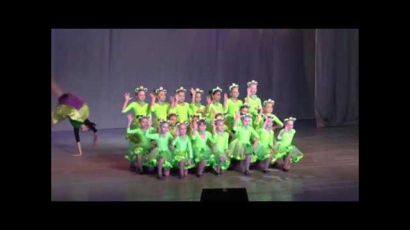 Лягушачий хор - Студия современного танца Касталия