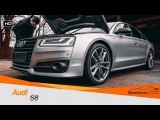 Audi S8 СТОИМОСТЬЮ 196.000 ЕВРО!!  КОМФОРТ и ДРАЙВ в одном АВТО!!