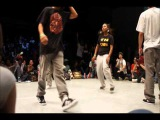 Just Debout Germany 2011 Hip-Hop Final - Ghetto Style vs U-kay &amp Aldo Ardo