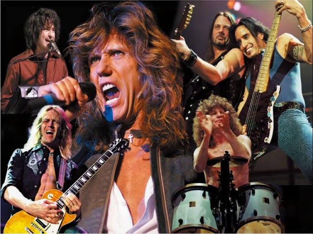 Рок передача о хард рок группе Whitesnake