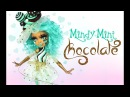 Doll Repaint MINDY MINT CHOCOLATE Christmas Holiday Doll Ever After High Ooak