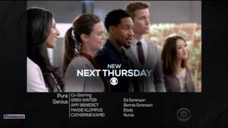 Pure Genius 1x08 Promo Around the World in Eight Kidneys (SUB ITA)