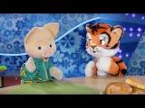 СПОКОЙНОЙ НОЧИ, МАЛЫШИ! - Воздух - Кротик И Панда (Новые мультфильмы для малышей)