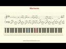 How To Play Piano: Richard Clayderman Murmures Piano Tutorial by Ramin Yousefi