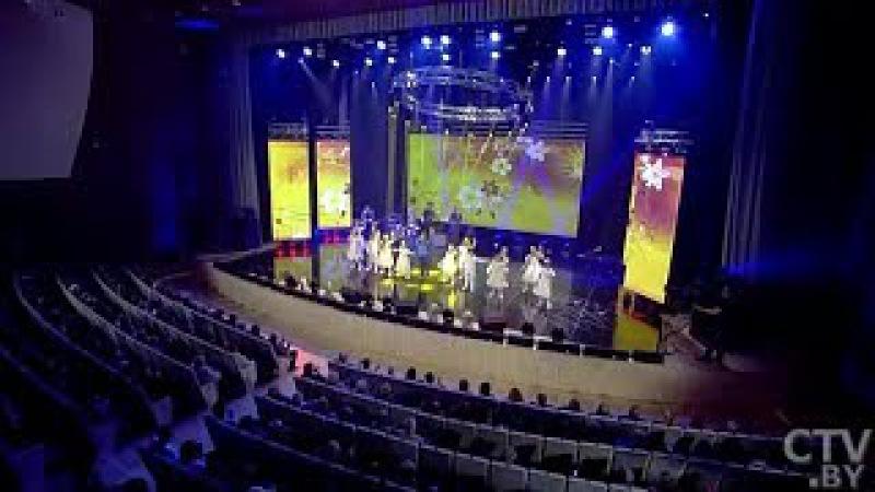 «Золотая коллекция белорусской песни»: видео-версия концерта в Гомеле