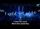 I Need You More Jesus Culture @CHC Renata Triani