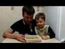 Обзор еды Горячая штучка сосиски в темпуре Вкус Няшкино