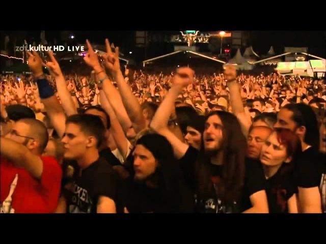 Rammstein - Links 2 3 4 Live 2013 (WACKEN)
