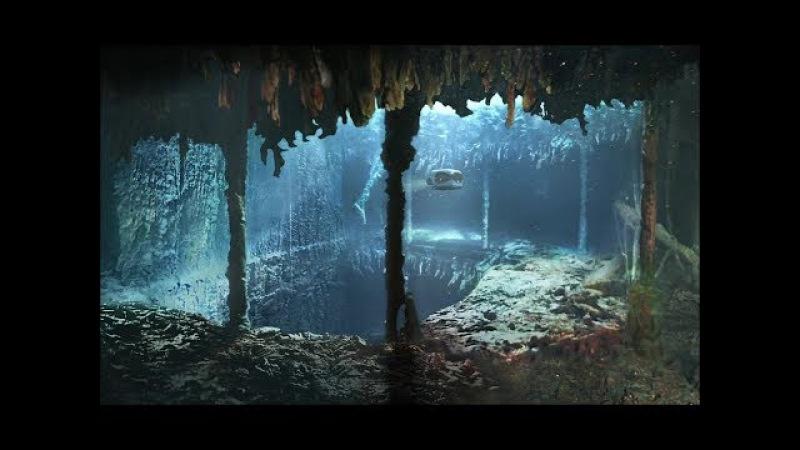 Дайверы услышали голоса призраков на дне океана Кто живет на погибших кораблях