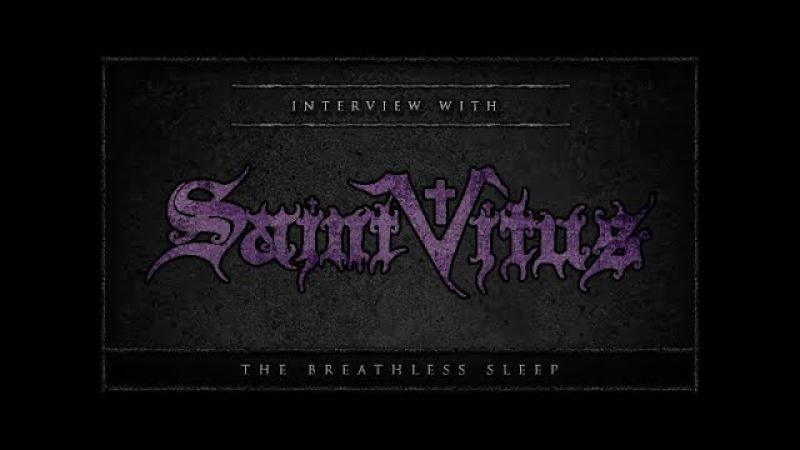 SAINT VITUS Interview in London 2017