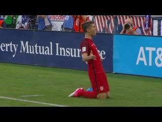 USA vs Trinidad & Tobago 2-0