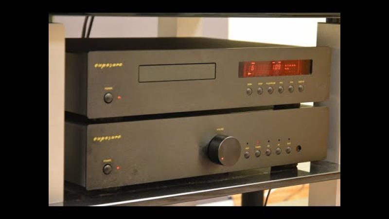 Exposure 1010 CD/AMP Обзор