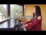 Sia - The Greatest  Piano cover by Yuval Salomon