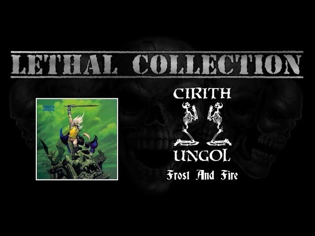 Cirith Ungol Frost And Fire