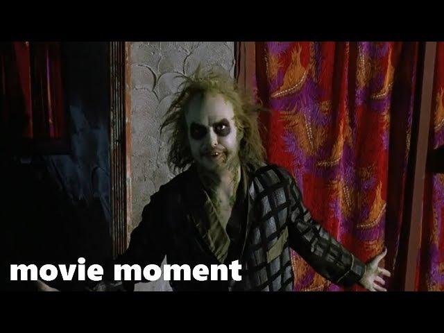 Битлджус (1988) - Шарады (9/11) | movie moment