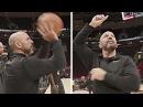 Jason Kidd's Still Got It! Coach Knocking Down Threes Before A Game