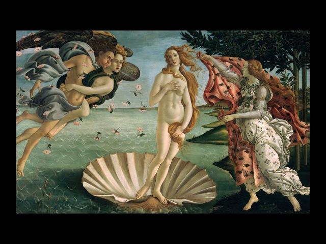 Дневник одного Гения. Сандро Боттичелли. Часть I. Diary of a Genius. Sandro Botticelli. Part I.