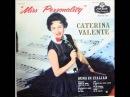 """Caterina Valente """"Miss Personality"""" 1961 LP Italian Full Album"""