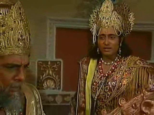 Махабхарата I Mahabharat - 65 Серия из 94 (1988-1990)
