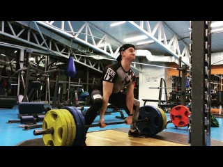 IGOR KOVTUN | Heavy weight training.