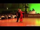 Rumba Michael Malitowski Joanna Leunis Euro Dance Festival 2014